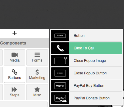 Click-to-call buttons – Wishloop